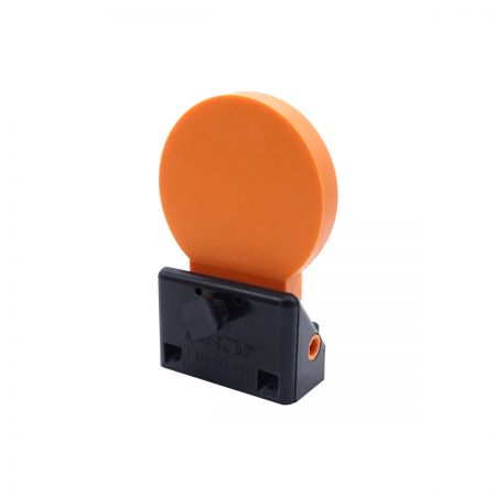 "4"" Competition Round Self-Sealing Reactive Target inkl. Base"