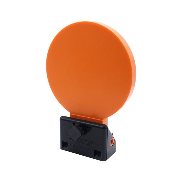 "6"" Competition Round Self-Sealing Reactive Target inkl. Base"