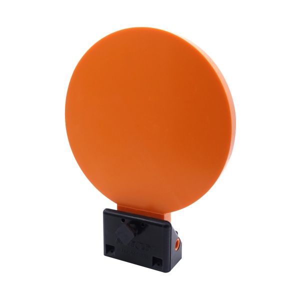 "8"" Competition Round Self-Sealing Reactive Target inkl. Base"