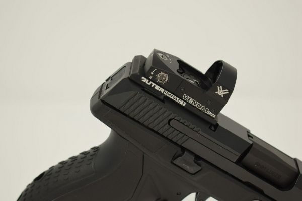 Red Dot Adapter Ruger American